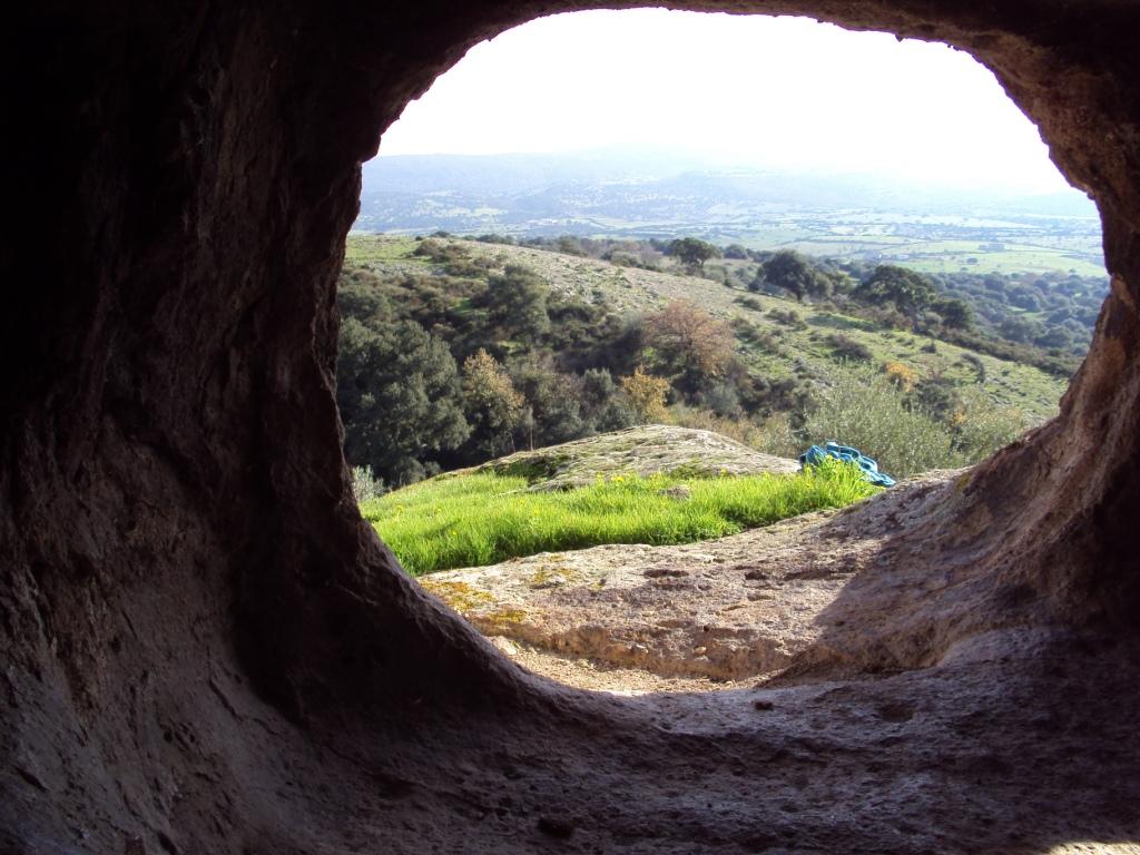 Blick aus dem Feenhaus