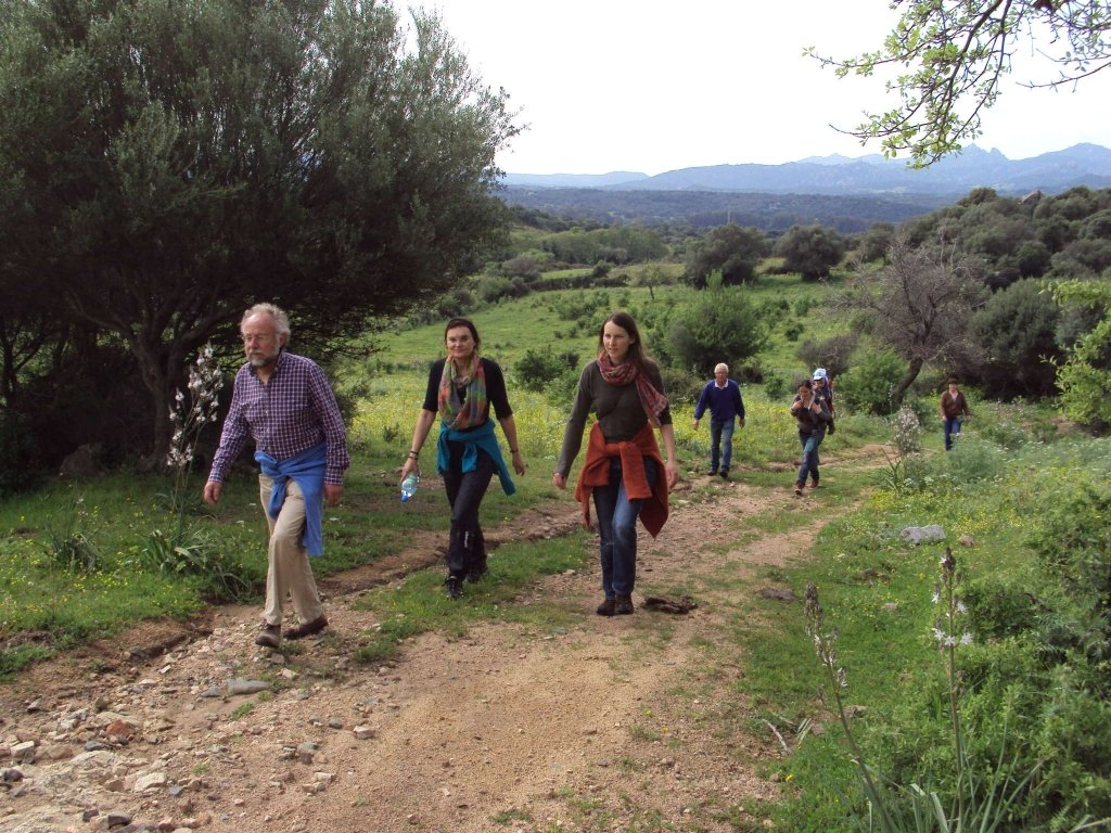 Outdoor activities Sufi Earth Spirit Cala Jami, Sardinia
