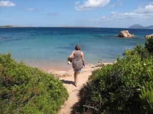 Through mediterranean scrub to the beach - Cala Jami events