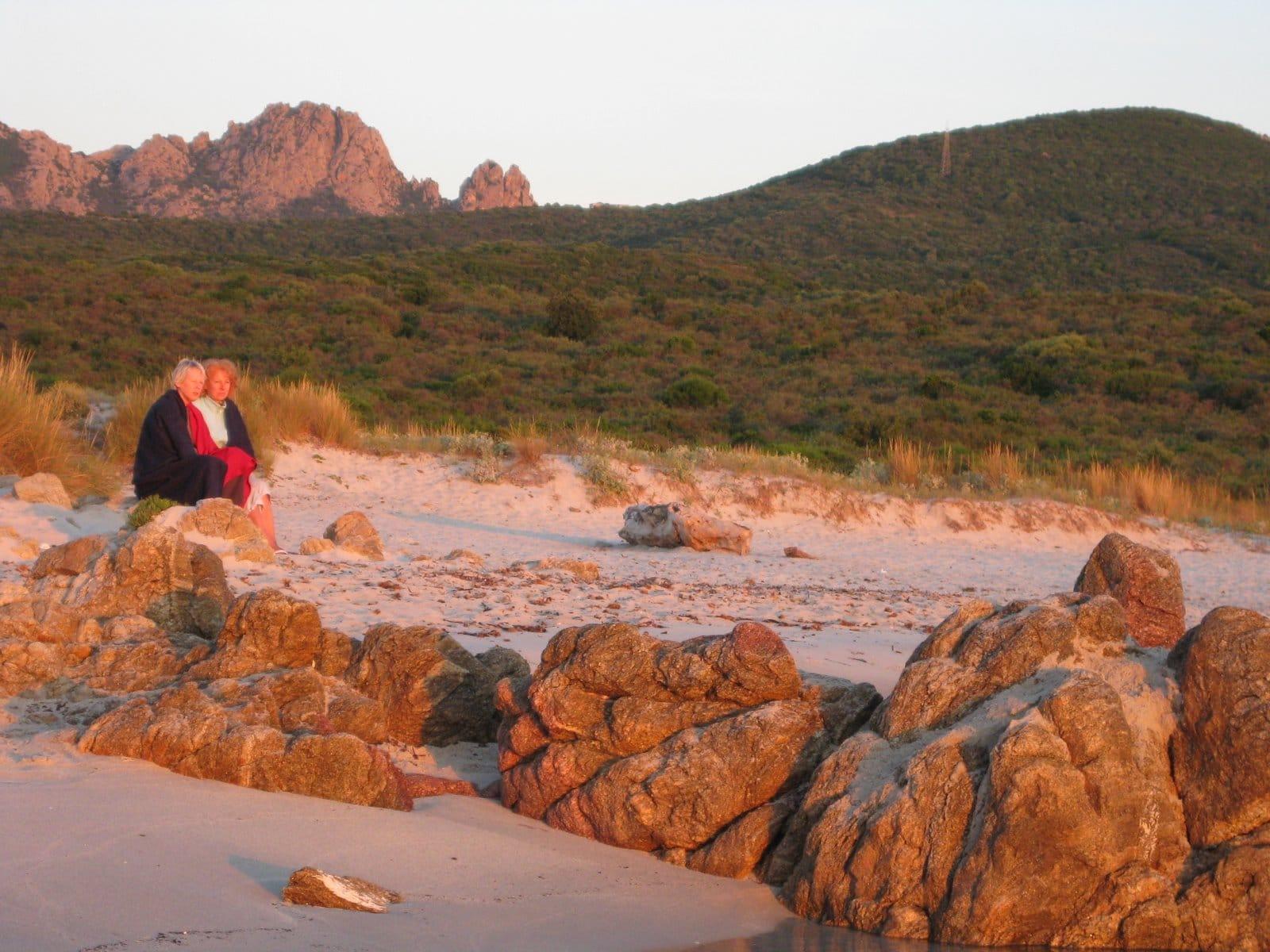 Wandern und Meditation auf Sardinien