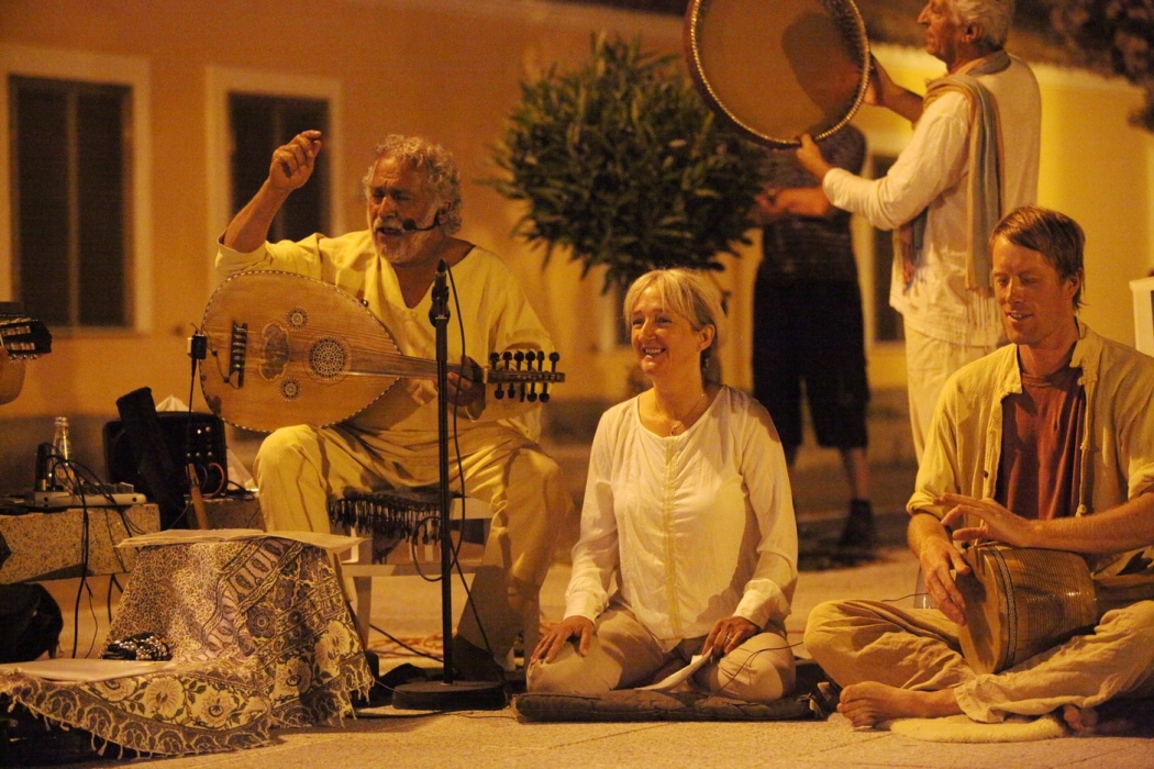 Sufi Konzert Cala Jami Sufi Sardegna