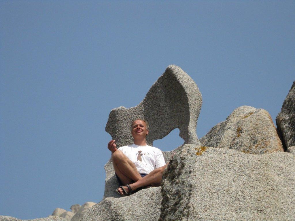 Trekking in Valle di Luna Sardinia - Sufi Earth Spirit meditation center Cala Jami