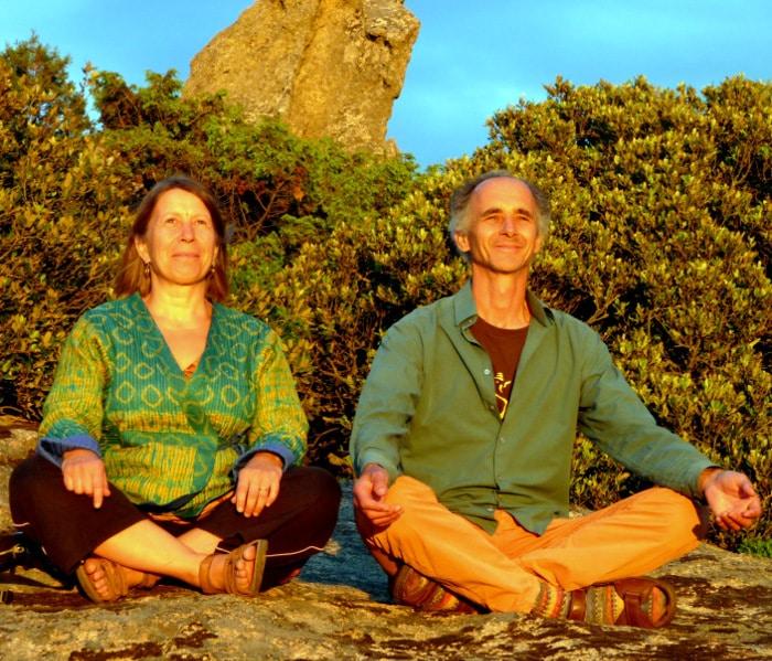 Meditation - Yoga - Heilübungen Sardinien