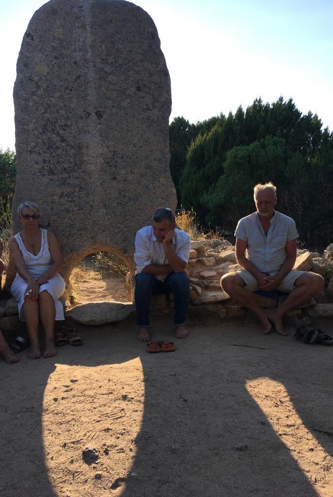 Cala Jami Sardinia excursions to places of power