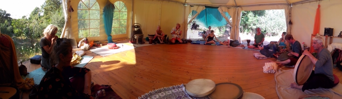 workshop Ahura Cala Jami
