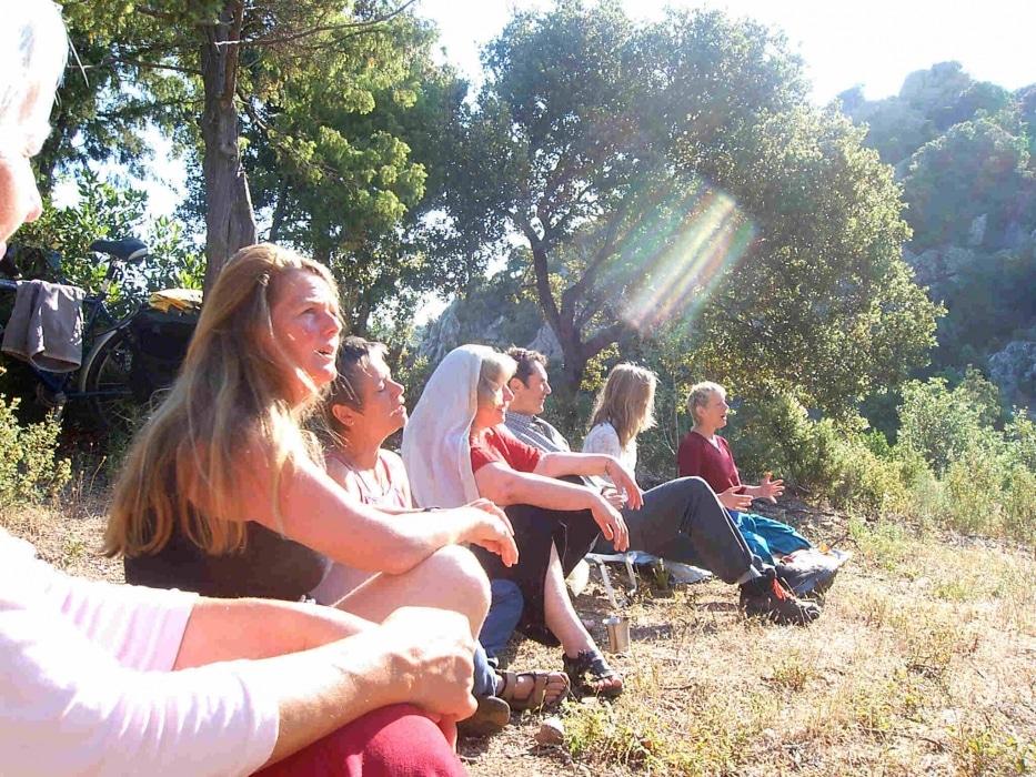 Morning Meditation Cala Jami