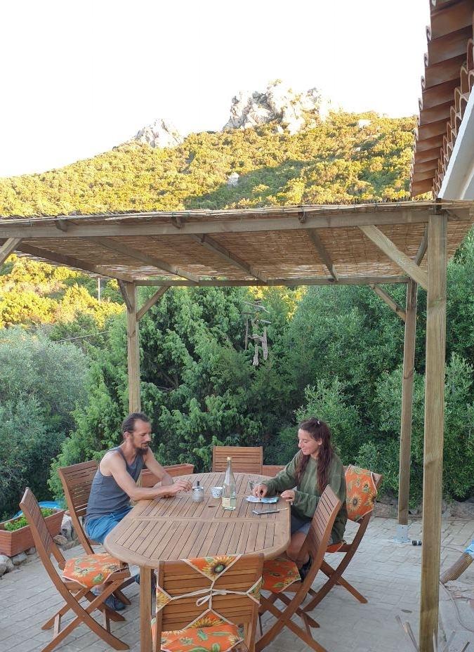 Volunteering Cala Jami Inayati Sufi camp Sardinia