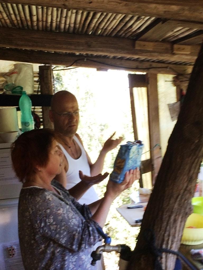 Volunteers Cala Jami Sufi Sardegna 2019