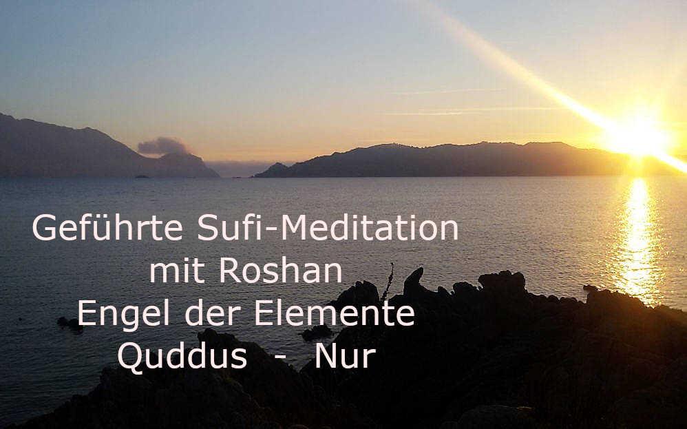 Geführte Sufi-Meditation mit Roshan, Inayatiyya Sufi Earth Spirit Sardinien
