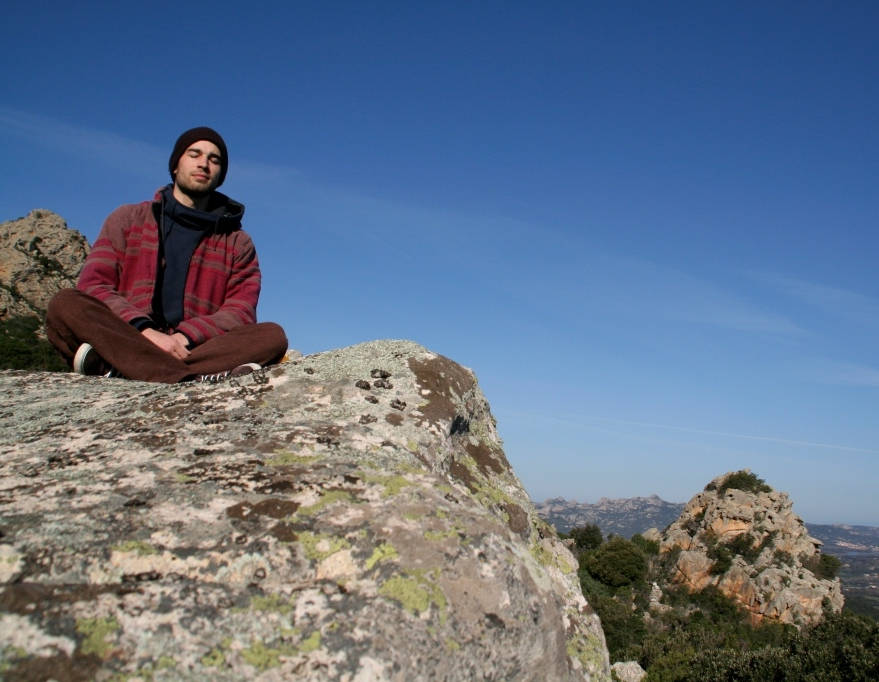 meditation retreats in nature, Sufi Inayatiyya center Sardegna